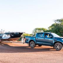 Wildman Fishing Tours Boat & 4WD